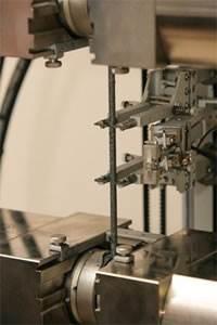 Машина универсальная испытательная Z100 Определяет пределы упругости, текучести и прочности, относительное удлинение после разрыва, а также поперечные деформации.