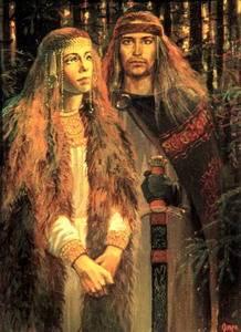 Картина Ольги Нагорной