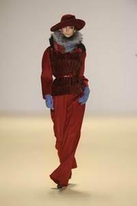 Carolina Herrera коллекция осень/зима 2010-2011