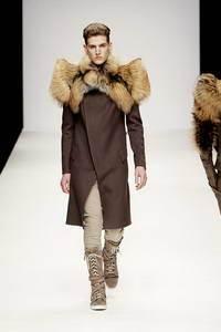 Коллекции  сезона осень-зима 2010/2011 Тодда Линн (Todd Lynn)