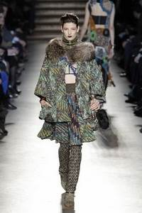 Missoni  2010 - 2011 collection Milan RTW