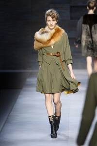Fendi 2010 - 2011 collection Milan RTW