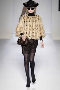 Moschino 2010 - 2011 collection Milan RTW