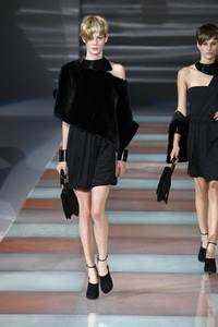 Emporio Armani  2010 - 2011 collection Milan RTW