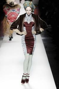 Jean Paul Gaultier - Paris RTW - 2010/2011 collection