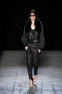 Alexander Wang - коллекция сезона осень/зима 2011-2012; мех - норка и лиса