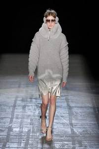 Alexander Wang - коллекция сезона осень/зима 2011-2012; мех - лисица и норка