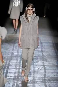 Alexander Wang - коллекция сезона осень/зима 2011-2012; мех - норка