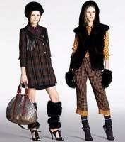 Louis Vuitton, коллекция сезона осень-зима 2010-2011
