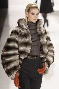 Модные направления зимы 2009/2010. Модельер Chado Ralph Rucci