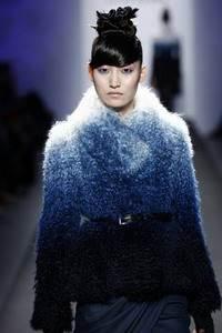 Модные направления зимы 2009/2010. Модельер Ogawa