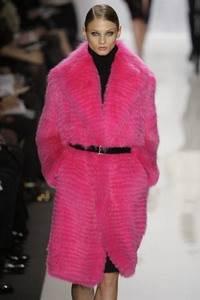 Модные направления зимы 2009/2010. Модельер Michael Kors