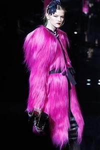 Модные направления зимы 2009/2010. Модельер Dolce & Gabbana