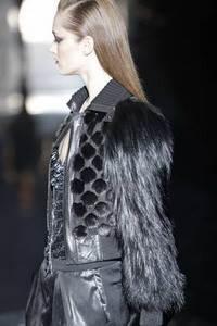 Модные направления зимы 2009/2010. Модельер Gucci