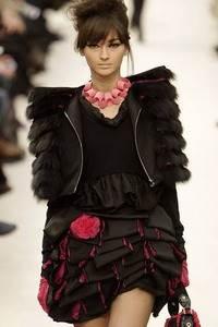 Модные направления зимы 2009/2010. Модельер Louis Vuitton