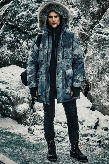 London Fashion Week: Belstaff осень-зима 2016/2017