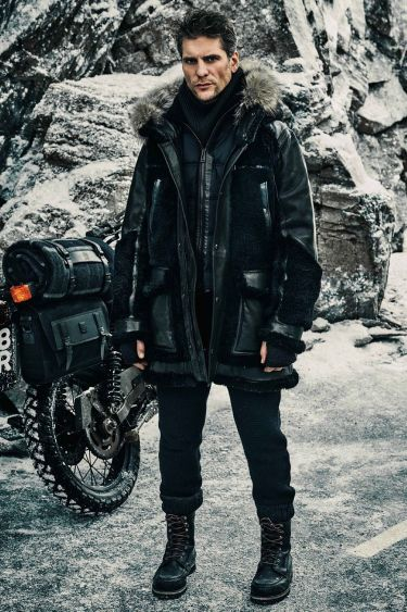 London Fashion Week: Belstaff осень-зима 2016/2017