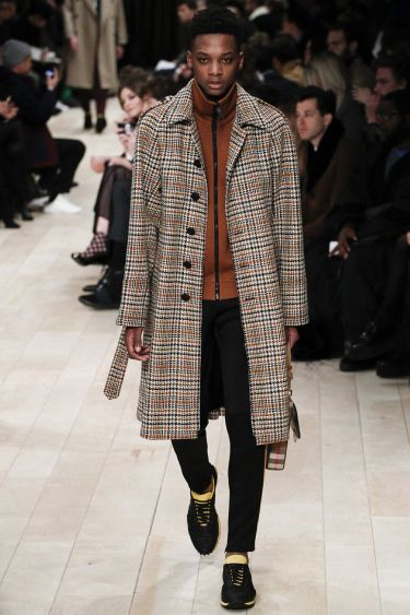 London Fashion Week: Burberry осень-зима 2016/2017
