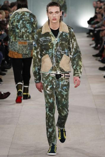 London Fashion Week: James Long осень-зима 2016/2017